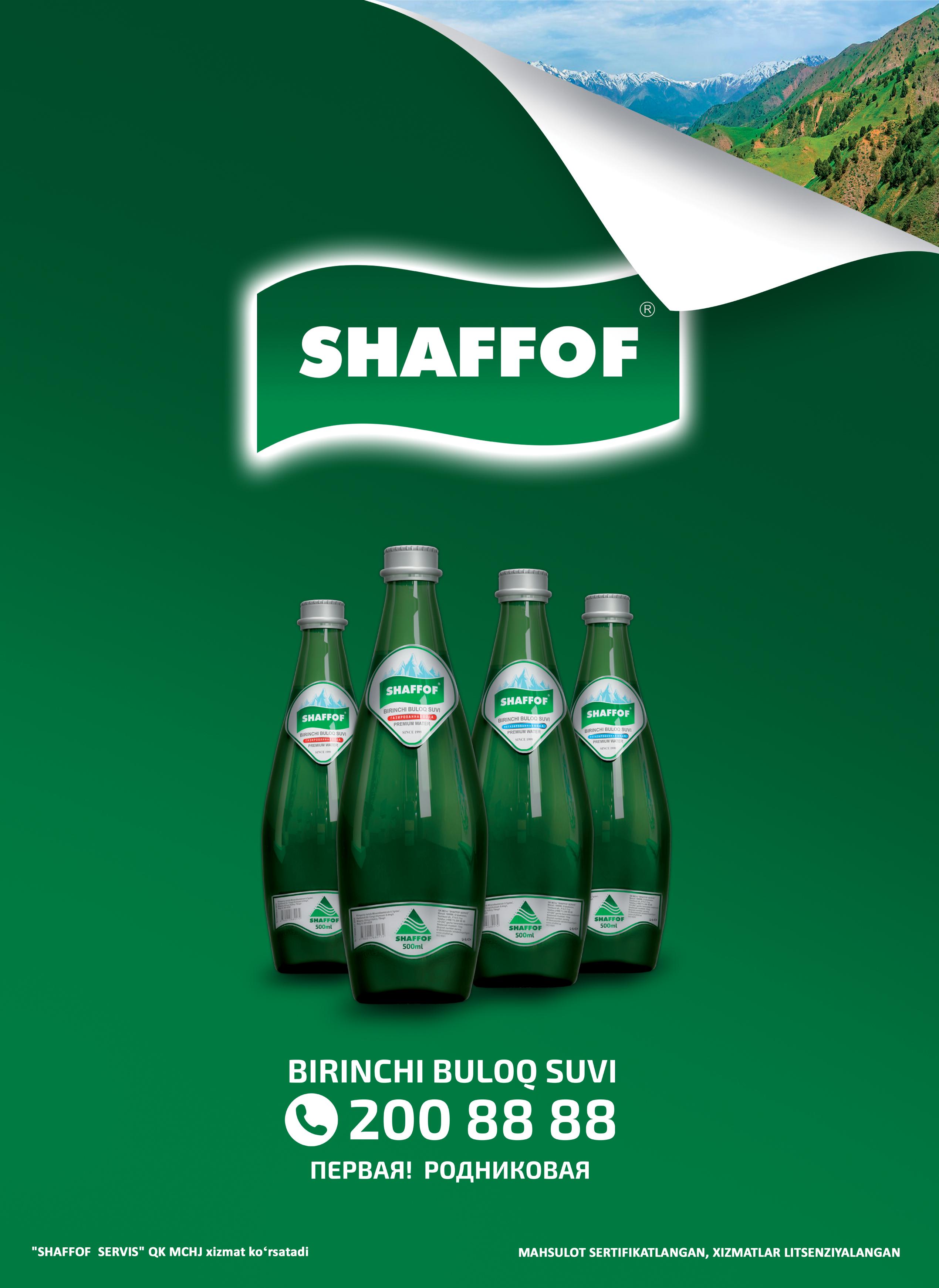 shaffof